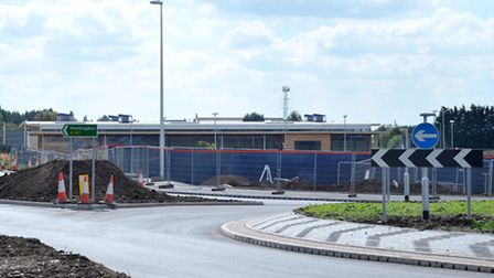 Chatteris Tesco store,Picture: Steve Williams.