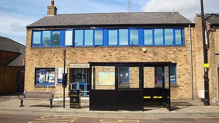 Chatteris Police Station.