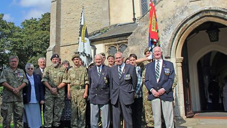 Wisbech St Mary World War One commemoration