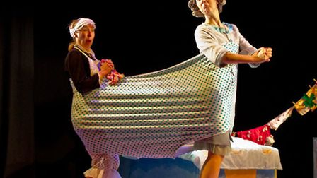 The Queen's Knickers will be performed at The Hunt Theatre, Felsted School, on Wednesday, October 8