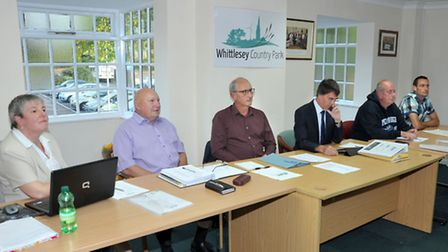 Whittlesey Country Park Committee. Picture: Steve Williams.