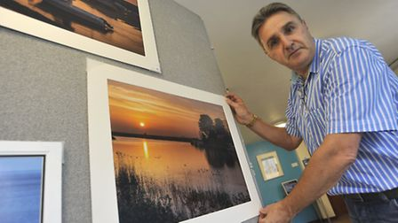 Ely Photographic Society Annual Exhibition, at the Cathedral Centre, Secretary Derek Cruickshank, wi