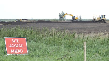 Ouse Washes work starts
