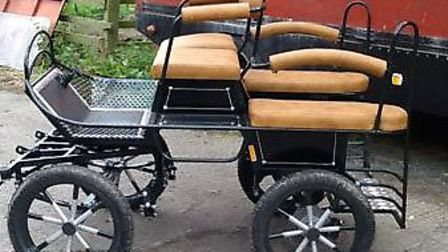 Stolen driving carriage