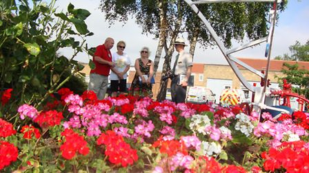 Whittlesey efforts for Anglia in Bloom