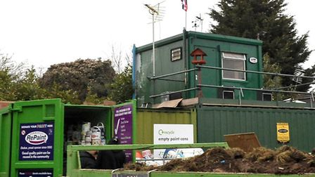 Wisbech Recycling Centre