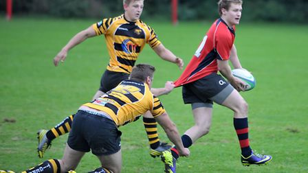 Wisbech rugby v Ely. Picture: Steve Williams.