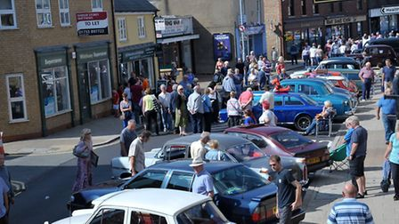 The Whittlesey Festival 2014. Picture: Steve Williams.