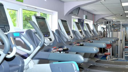 New Vision Fitness George Campbell Leisure Centre. March. Picture: Steve Williams.