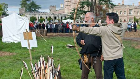 Now Strike Archery will be giving demonstrations as well as taster sessions at the Easton Lodge Gard