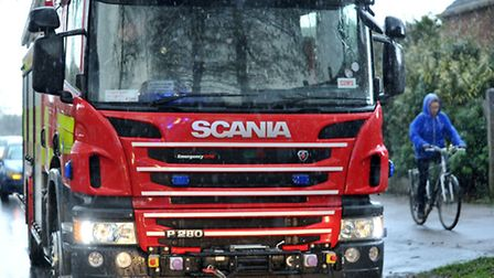 Cambs fire crews begin four day strike from 6pm.