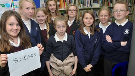 Neale-Wade Academy invited four primary schools to take part in Literacy Leap. The project covered a