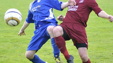 Ely City Reserves v Outwell Swifts