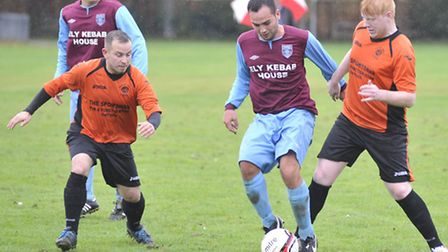 Ely Crusaders v Chatteris Fen Tigers
