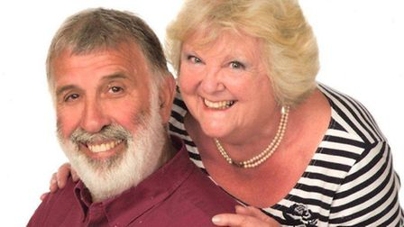 Paddy and Lesley Goad
