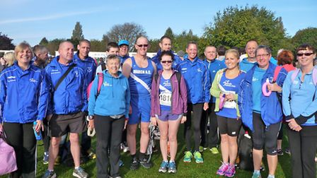 March AC runners.