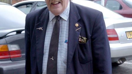 The late Cllr John West