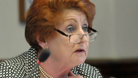 Cllr Jan French. Picture: Steve Williams.
