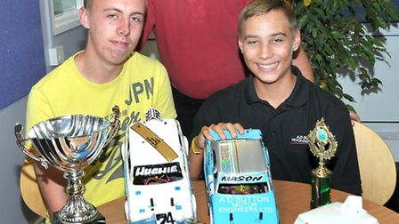 March RC Raceway. Winners of races in Yarmouth. Picture: Steve Williams.