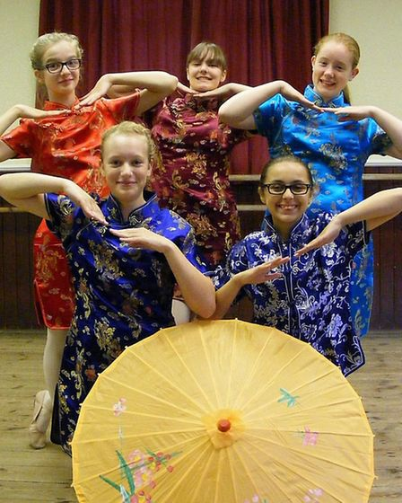 Final rehearsals are now in full swing for the forthcoming production of 'Aladdin and his Magical La