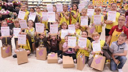 4th March Brownies from farm to fork visit