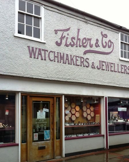 Fisher and Co, in Ely.