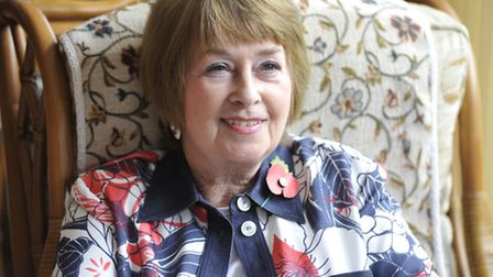 Rita Keep, from Soham, who is backing a National Law Society campaign to resolve disputes