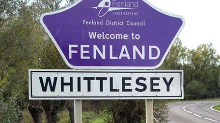 Whittlesey sign