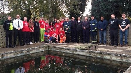 Community project by the Prince's Trust team