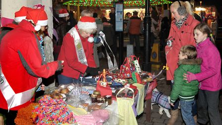 Last year's Whittlesey Christmas Extravaganza. Picture: Steve Williams.