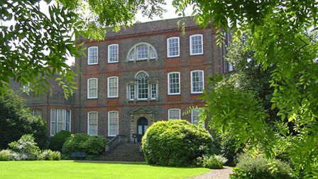 Peckover House, in Wisbech.