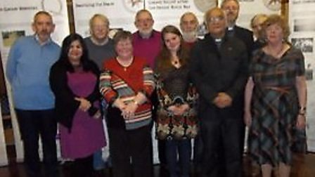 Dr. Inderjit Bhogal was a guest of the Wisbech Interfaith Forum.