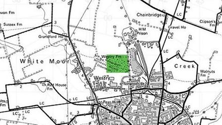 Plans for wind turbines at March landfill site