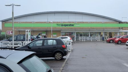 Co-operative Food store, Chatteris.Picture: Steve Williams.