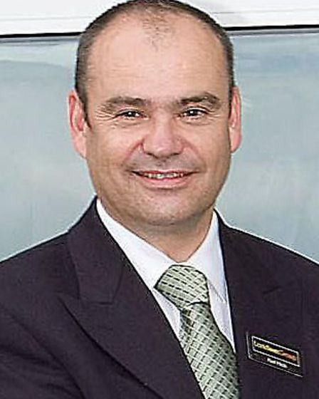 Karl Hick, Chief Executive Officer of Larkfleet Homes.