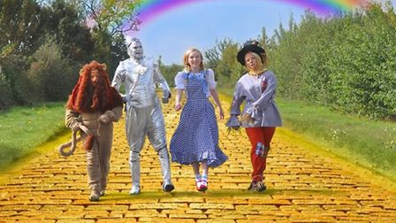 THE WIZARD OF OZ is coming to Ely very soon