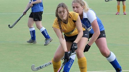 March ladies hockey v Cambridge Nomads II. Picture: Steve Williams.