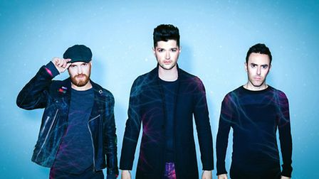The Script will return to Thetford Forest on July 2, 2015.