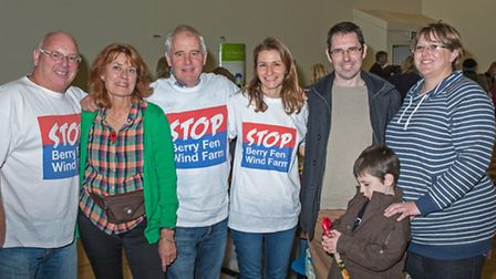 Haddenham equestrian and craft fair to raise funds for the Stop Berry Fen Wind Farm campaign