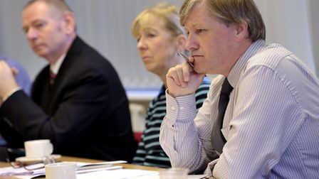 Chris Humphries, assistant director of the Clinical Commissioning Group.