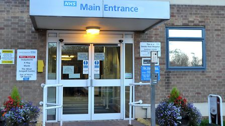Princess of Wales Hospital, in Ely.