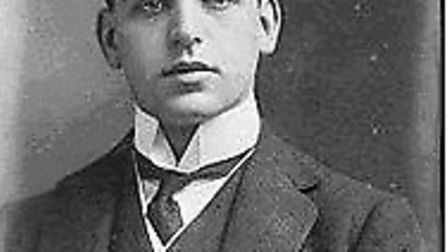 Former Wisbech MP Neil James Archibald Primrose who was killed during the First World War