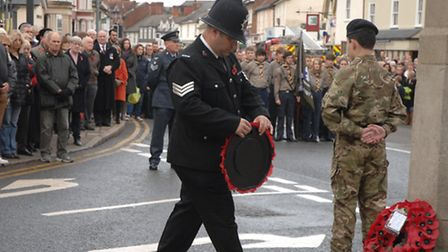 Great Dunmow Remembrance Day