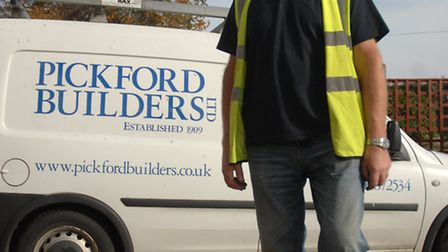 Brian Smith has retired from Pickford Builders after 50 years.