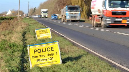 A142 RTC, Police appeal.