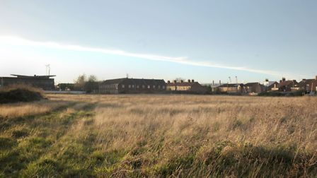 Land at Nene waterfront for planning application.