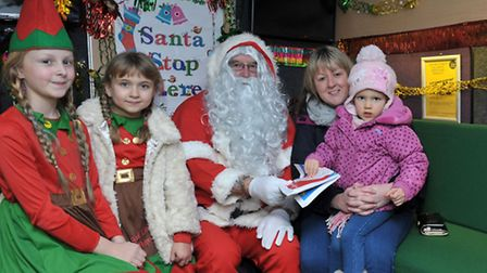 March Christmas Market 2014. Picture: Steve Williams.