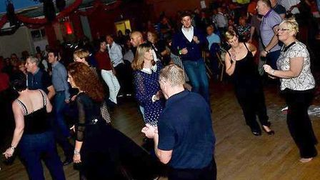 Revellers will enjoy eight-and-a-half hours of soul and motown at the Christmas party.
