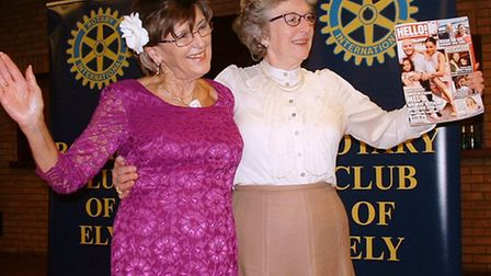 Ely Rotary Club's Christmas lunch