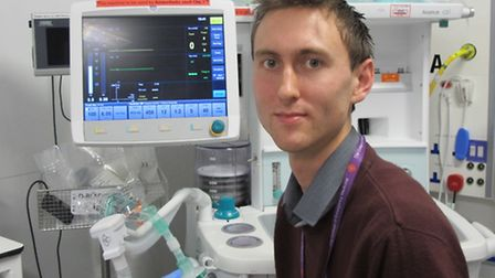 Dr Neil Studd will be going to Sierra Leone to help in the fight against ebola.